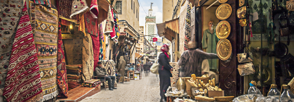 Luxury Travel to Fez with Ker & Downey - Tour Operator - US Based