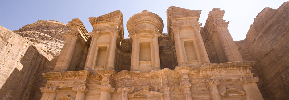 Luxury Travel to Petra – Jordan Holiday Vacation - Ker & Downey