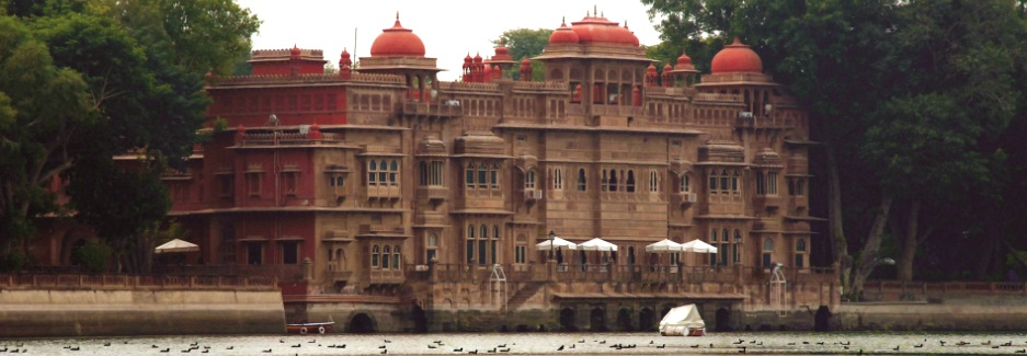 Gajner Palace - Ker-Downey - Luxury India Hotel