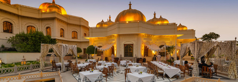 Oberoi Hotel Udaivilas - Ker & Downey - India Luxury Hotel