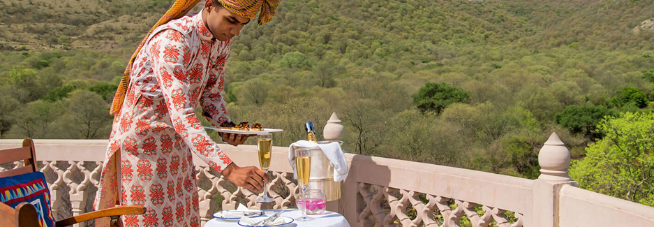 Oberoi Hotel Vanyavilas - Ker & Downey - India Luxury Hotel