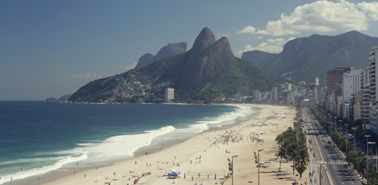 From the City to the Sea: Highlights of Brazil