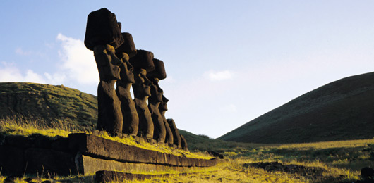 Path of the Polynesians – Travel to Easter Island