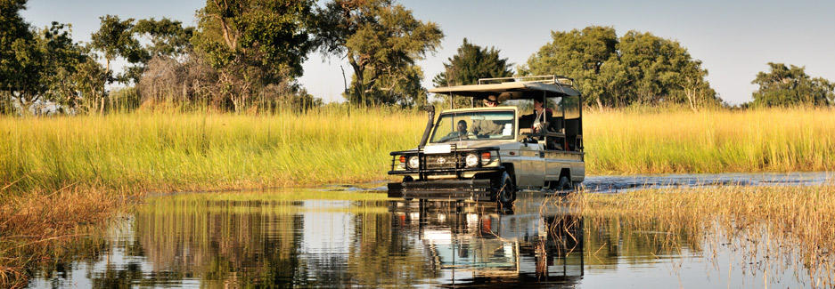 Footsteps | Luxury Botswana Safari | Africa | Ker & Downey, Travel Cost to Southern Africa