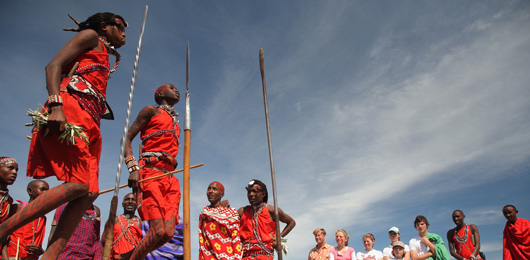 Land of the Masai – Kenya Luxury Travel