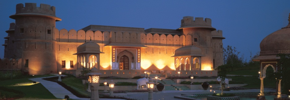 Oberoi Hotel Rajvilas | Luxury India Travel | Ker Downey