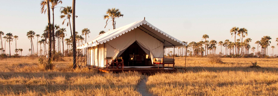 San Camp | Luxury Botswana Safari | Africa | Ker & Downey