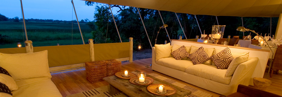 Sanctuary Stanleys Camp | Luxury Botswana Safari | Africa | Ker & Downey