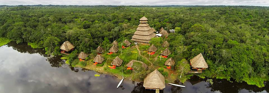 Napo Wildlife Center Ecolodge - Luxury Ecuador Hotel - Ker & Downey