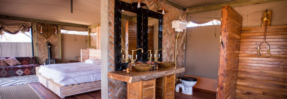 Somalisa Camp - Hwange - National - Park Safari - Zimbabwe