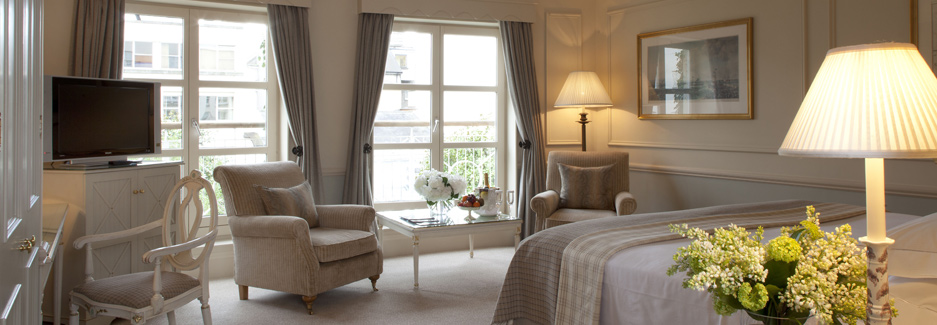 The Merrion Hotel - Luxury Ireland - Ker & Downey