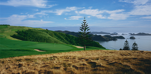 A Bespoke Golf Journey to New Zealand