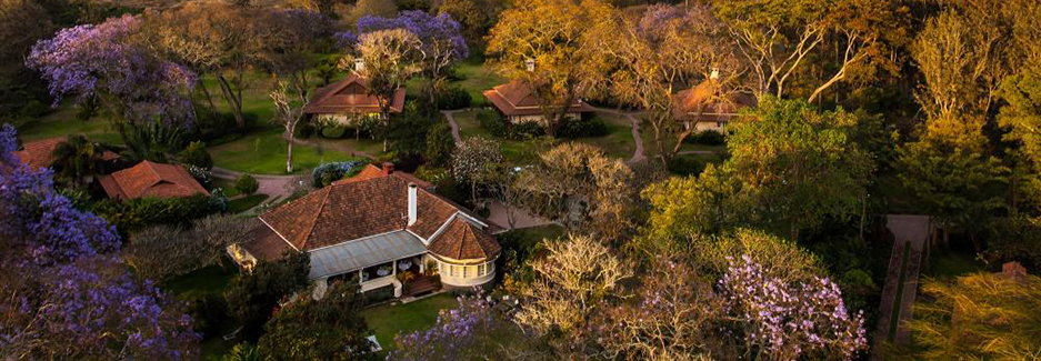 Legendary Lodge - Luxury Tanzania Hotel - Ker Downey