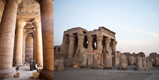 Edfu and Kom Ombo