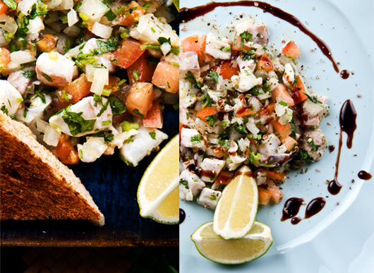 Food - Ceviche