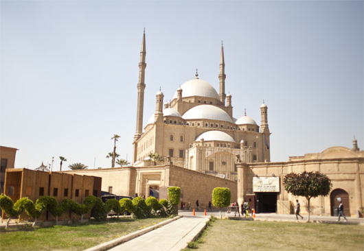 Mohhamed Ali Mosque