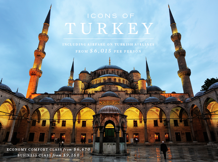 Icons of Turkey