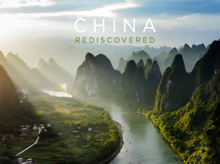 China Rediscovered