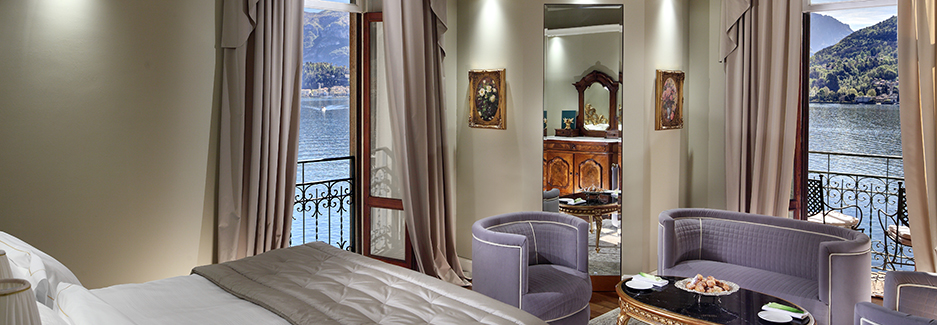 Grand Hotel Tremezzo - Luxury Italy - Ker & Downey