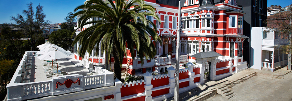 Hotel Palacio Astoreca | Valparaiso | Chile Luxury Travel | Ker Downey