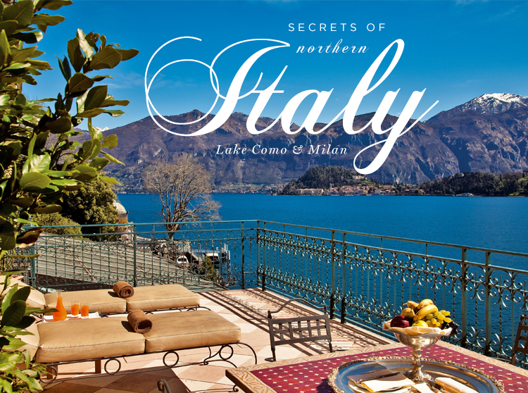 Secrets of Northern Italy