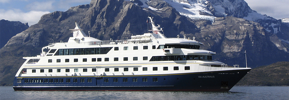 M/V Via Australis | Torres del Paine | Chile Luxury Cruise | Ker Downey