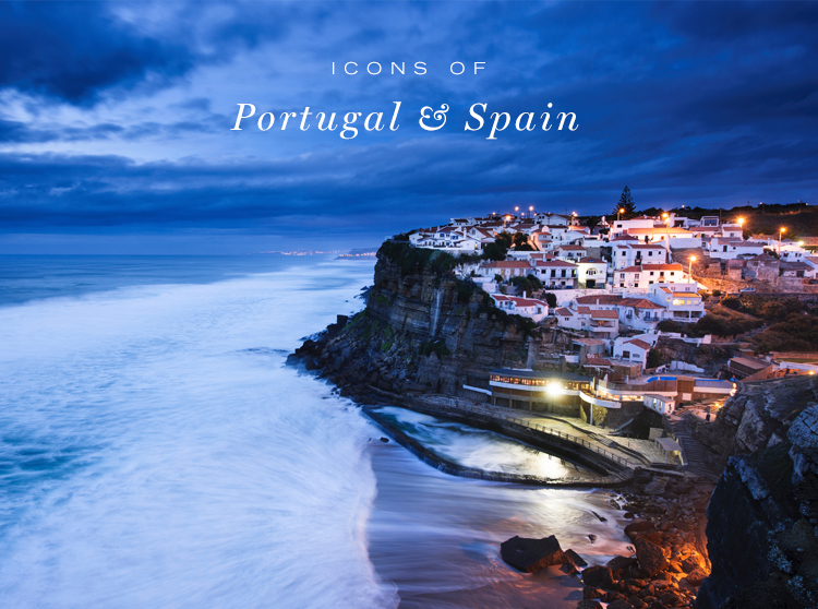 Icons of Portugal and Spain