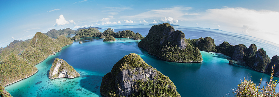 Eastern Indonesia | Spice Islands | Papua | Ker & Downey