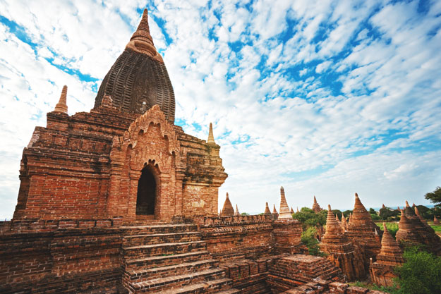 The Itinerary: A Week in Myanmar