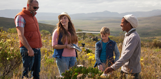 A South Africa Family Safari