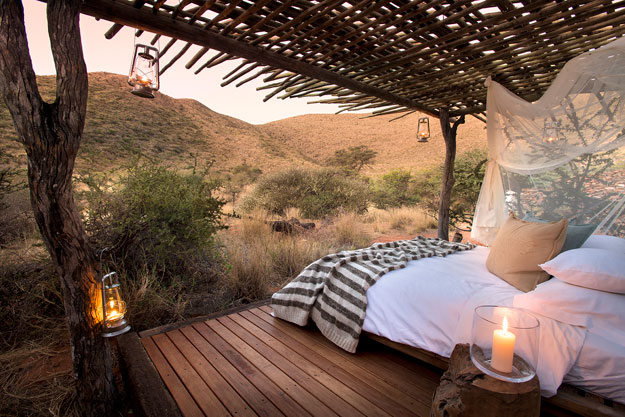 12 of the Best African Sleepouts for Stargazers