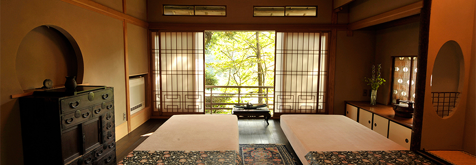 Gora Kadan - Luxury Japanese Hotel - Ker & Downey