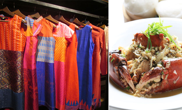 neel-sutra-clothes-and-crab-dish
