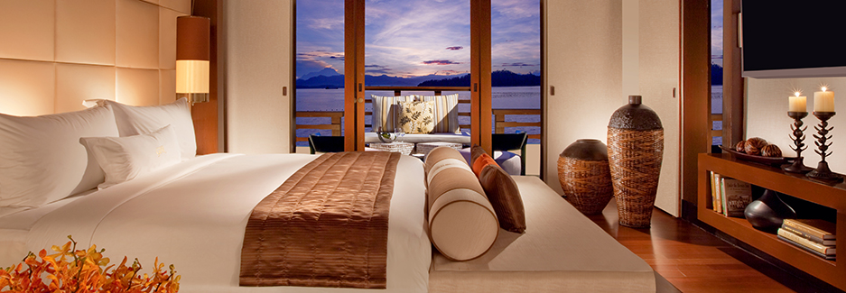 Gaya Island Resort - Malaysia Island Resorts - Luxury Travel - Ker Downey