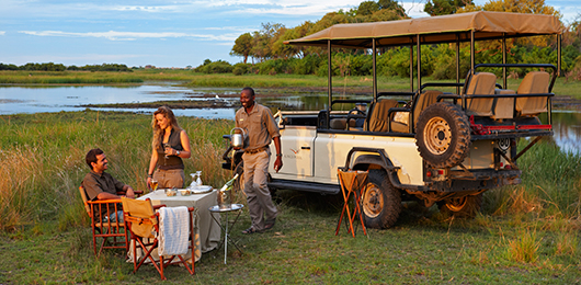 A Botswana Luxury Honeymoon by Ker & Downey