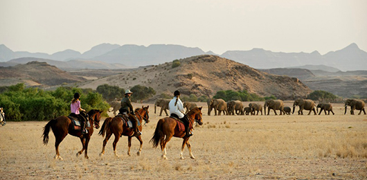 The Namibia Horse Safari By Ker & Downey