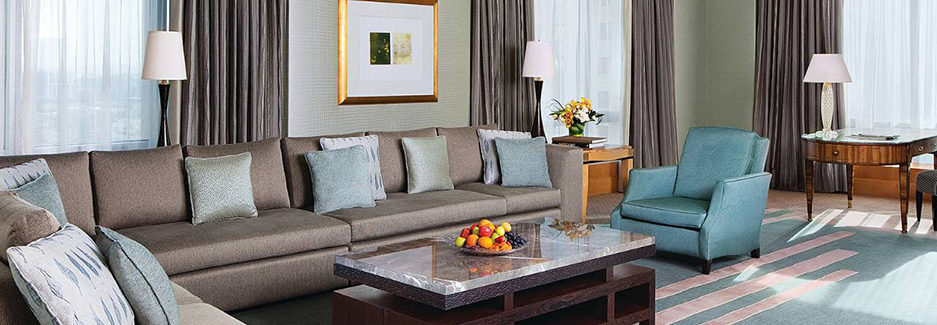 Four Seasons Hotel San Francisco | Luxury California Travel | Ker Downey