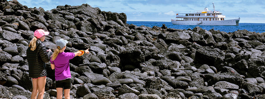 Galapagos Family Getaway | Luxury Family Travel | Ker & Downey