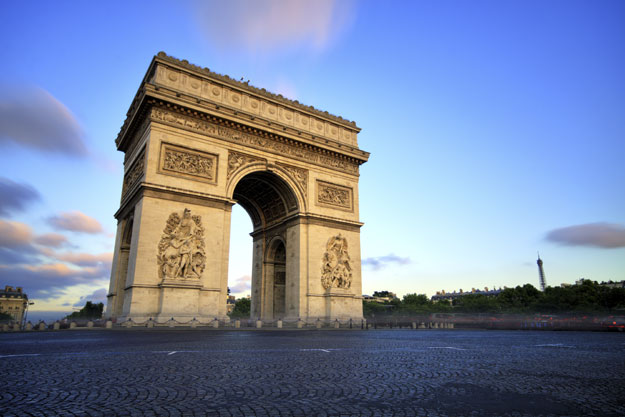 Paris | Arc de Triomphe | France Luxury Travel | Ker Downey