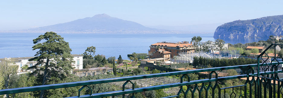 Grand Hotel de la Ville | Sorrento Luxury Hotel | Tuscany Italy Luxury Hotel