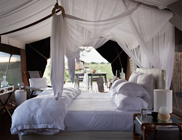 Luxury Tented Camps | Singita Mara River Camp | Luxury Tanzania Safari | Ker Downey