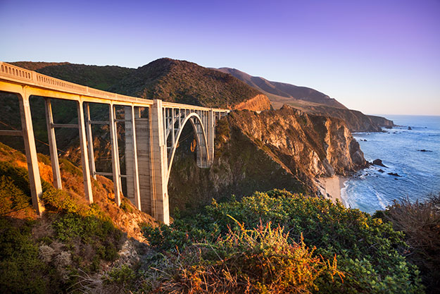 All-American Travel Experiences | Luxury America Holiday | Coastal Highway, California | Ker Downey