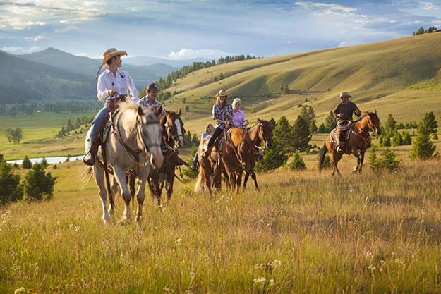 American Experiences | Luxury American Holidays | Luxury Montana Holidays | Ranch at Rock Creek | Ker Downey