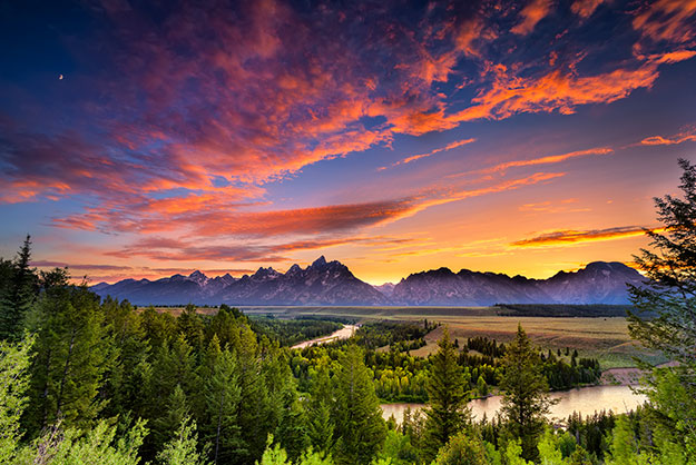 All-American Travel Experiences | Luxury American Holidays | Luxury Wyoming Holidays | Snake River | Ker Downey