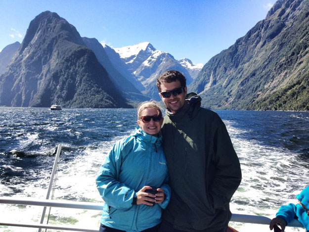 Elizabeth Frels | Milford Sound Luxury New Zealand Travel | Ker Downey