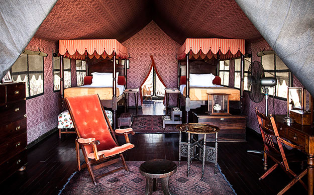 Jack's Camp | Luxury Botswana Safari | Ker Downey