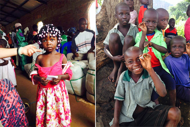 Mosquito Nets for Africa | Ker Downey