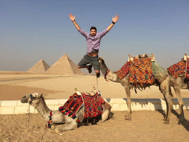 Barrett Caldwell | Egypt Luxury Travel | Ker Downey