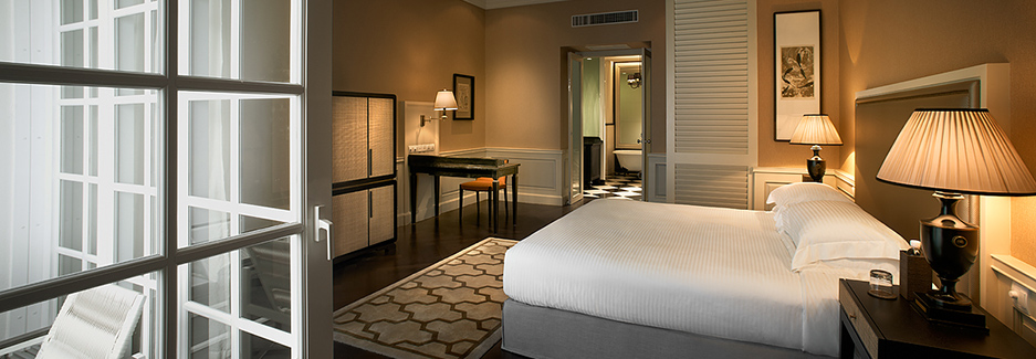 Eastern and Oriental Hotel | The E&O | Luxury Penang Hotel