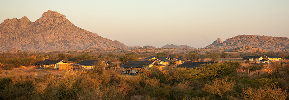Jawai Leopard Camp | Luxury Rajasthan Camp | Luxury India